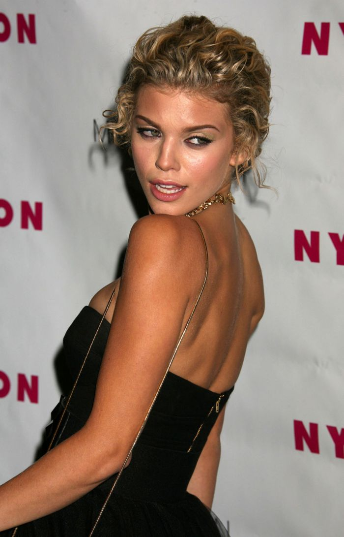 Sorry, that Annalynne mccord cleavage remarkable, this