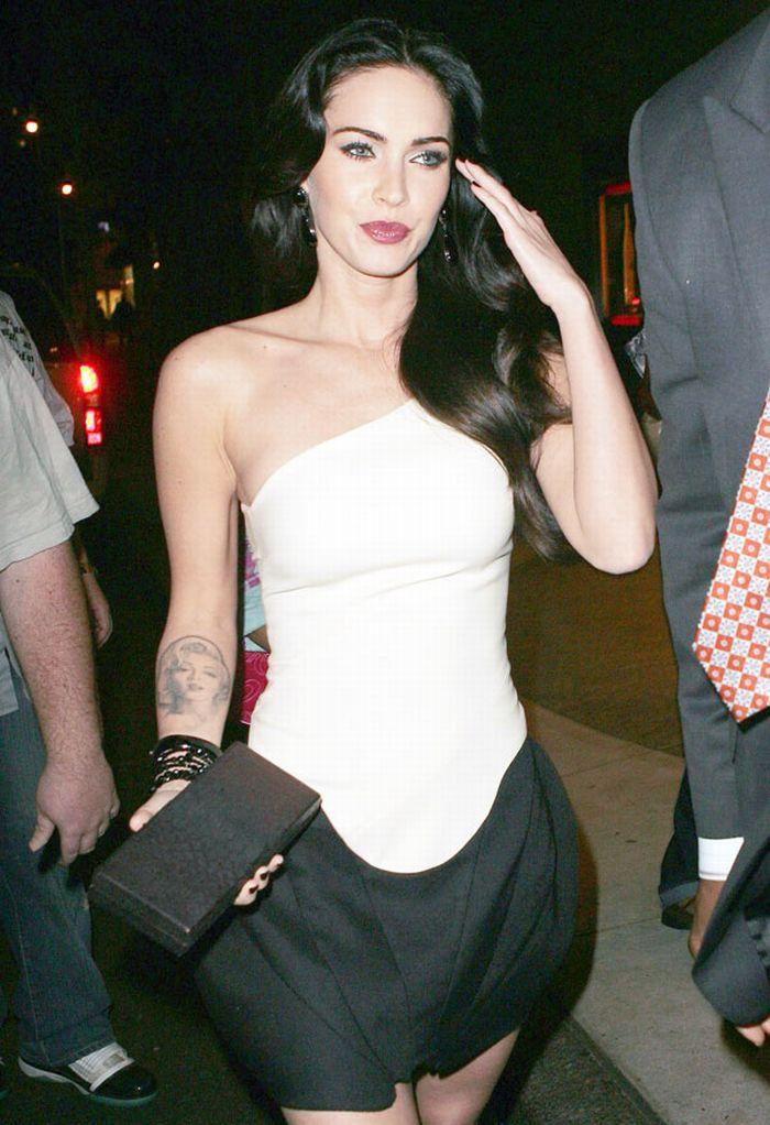 Megan Fox (6 pics)
