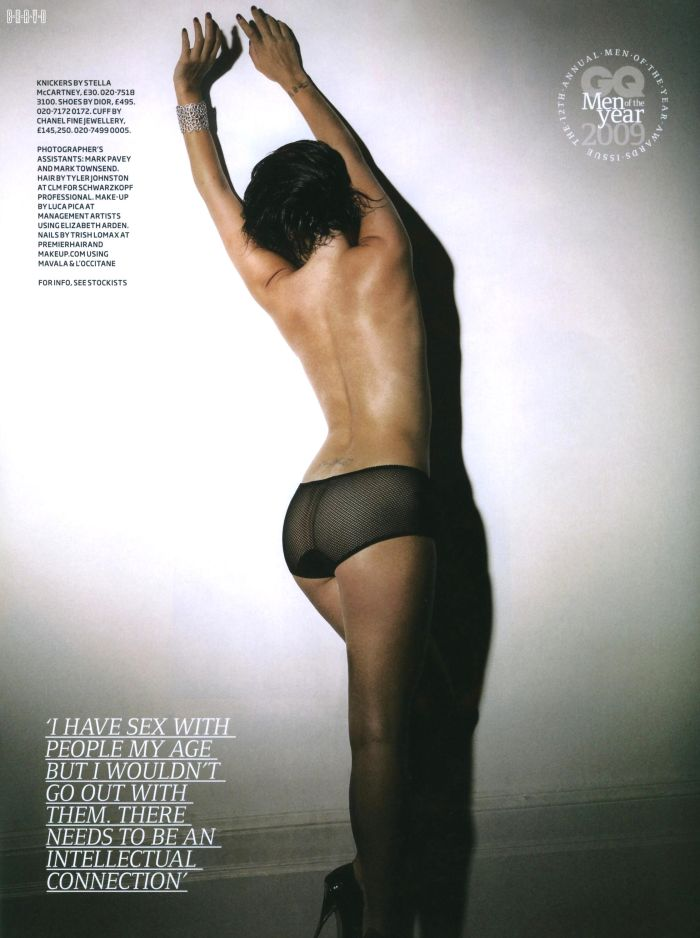 Lily Allen in GQ (6 pics)