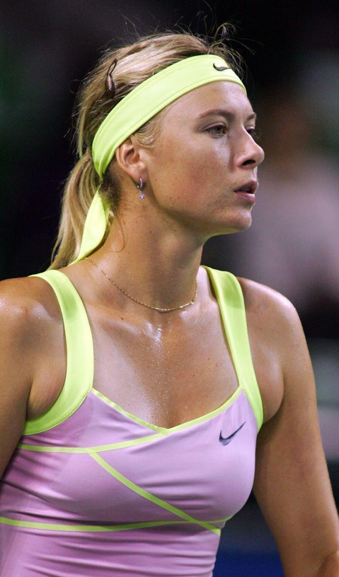 Maria Sharapova (15 pics)