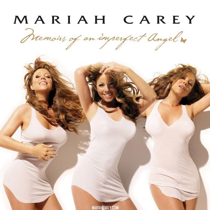 Mariah Carey looks sexy (4 pics)