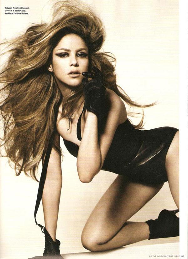 Shakira Looks Sexy (7 pics)