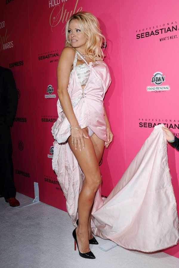 Opinion, Pamela anderson upskirt naked consider