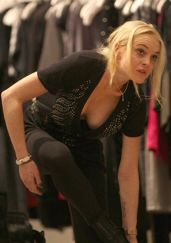 Lindsay Lohan Looks Sexy? (11 pics)