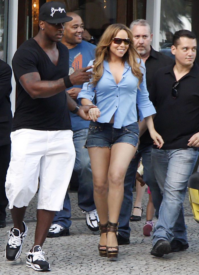 Mariah Carey (6 pics)