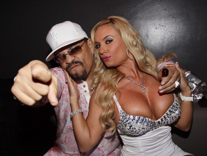 Coco and Ice-T (8 pics)