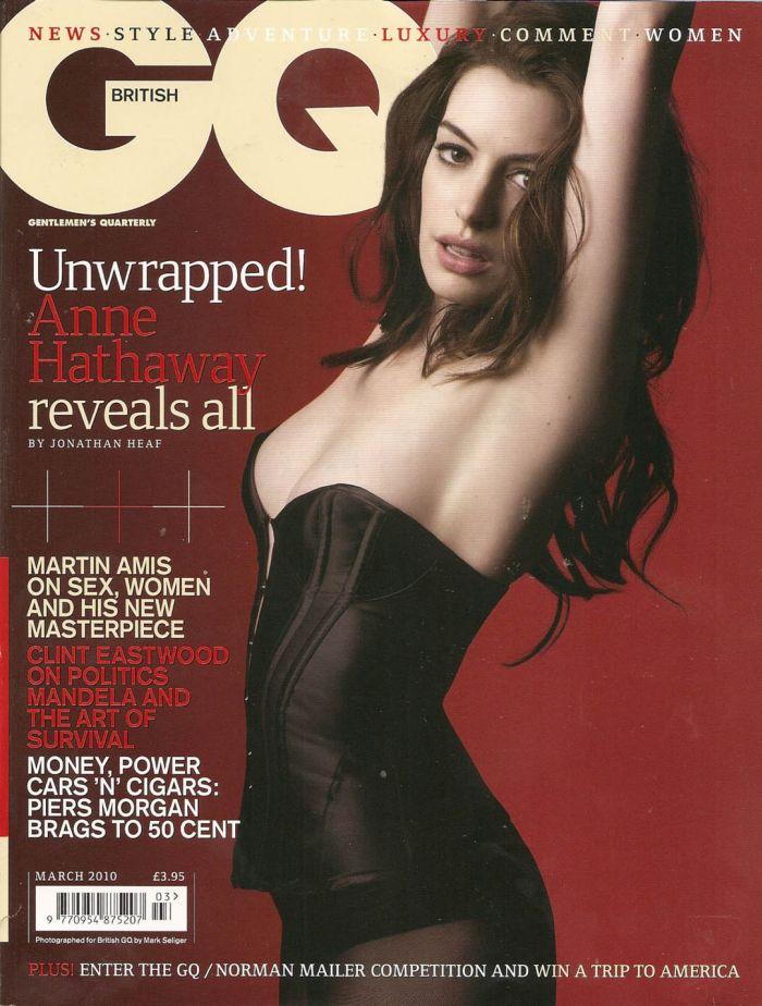 Anne Hathaway (7 pics)