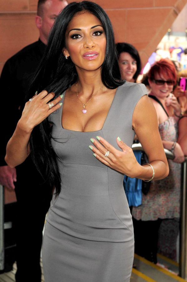 Nicole Scherzinger (8 pics)