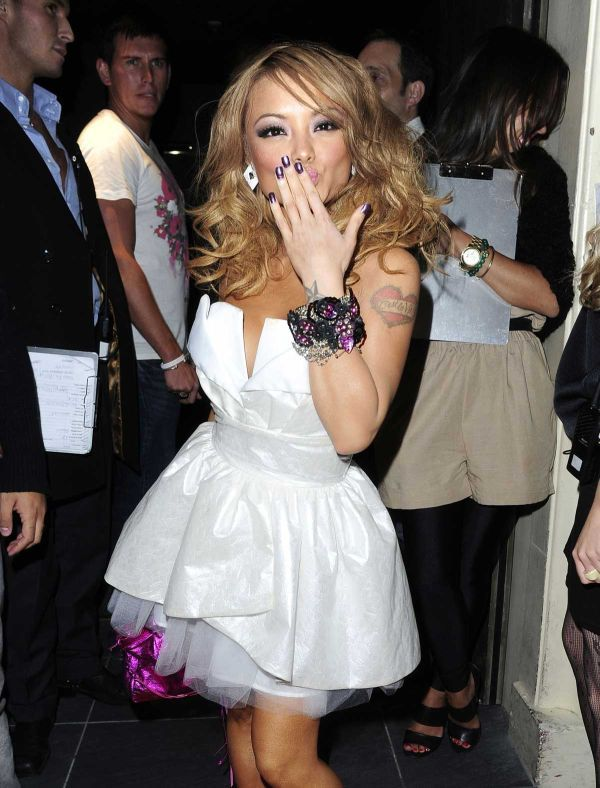 Tila Tequila's Cleavage (4 pics)