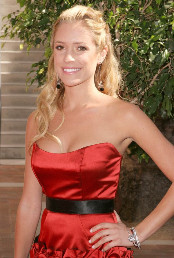 Kristin Cavallari in Red Dress (6 pics)