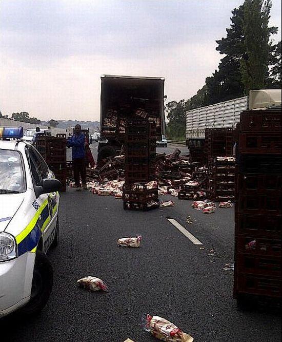 Truck Crashes (26 pics)