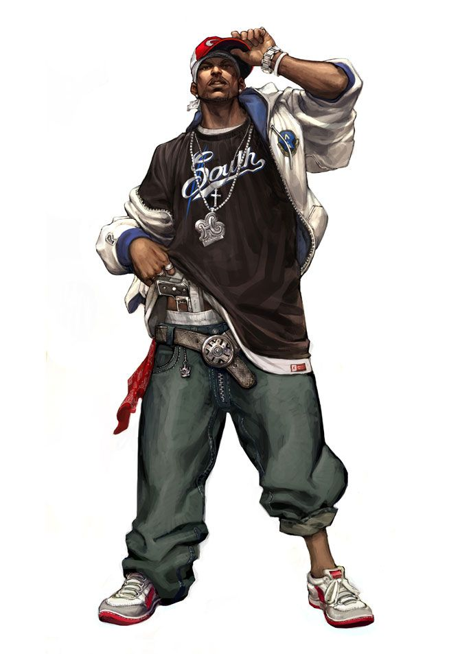 Fantasy Gangsters (17 pics)