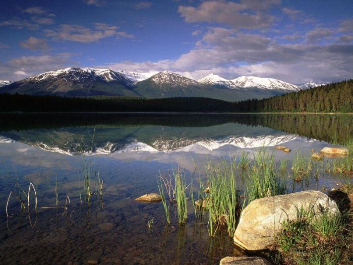 Mountain Lakes (19 pics)