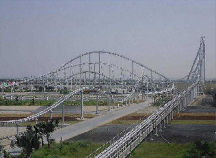 The Largest Roller Coasters (32 pics)