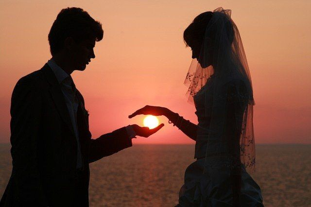 Sunset Love (15 pics)