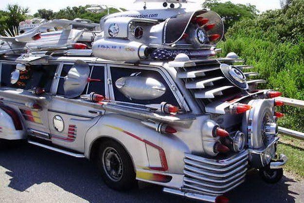Million Dollar Car (16 pics)