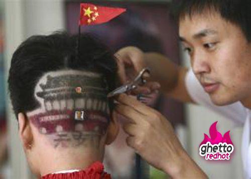 Ghetto Haircuts (14 pics)
