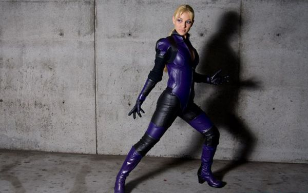 Latex Cosplay Costumes (20 pics)