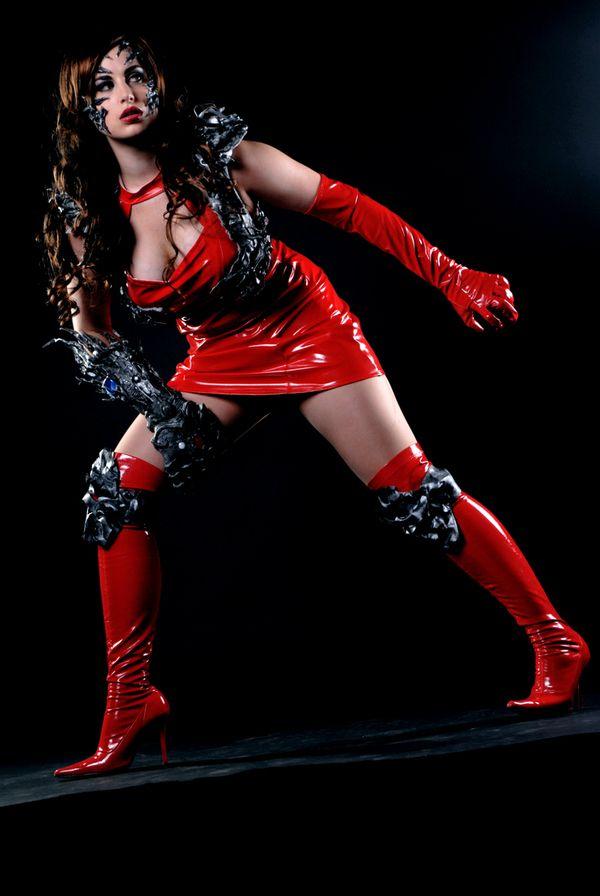Latex Cosplay Costumes (20 pics)