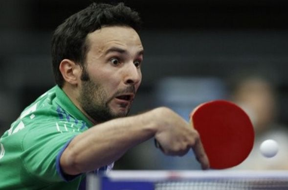 Faces of Table Tennis (15 pics)
