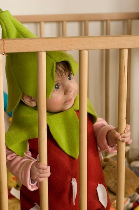Babies Dressed Like Food (20 pics)