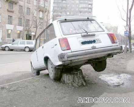 I`m parking like an idiot (86 pics)