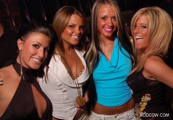 Club Girls from UK (19 pics)