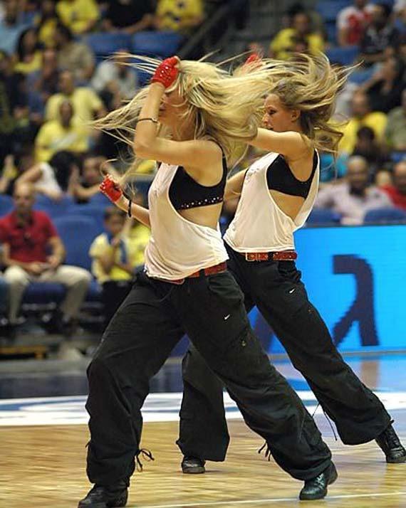 CSKA Moscow Cheerleaders (54 Pics)