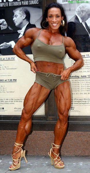 Women-bodybuilders (17 pics)