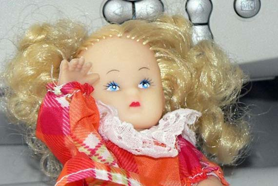 Chinese Doll (1 pic)