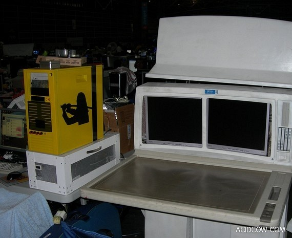 Unusual computer cases (26 pics)
