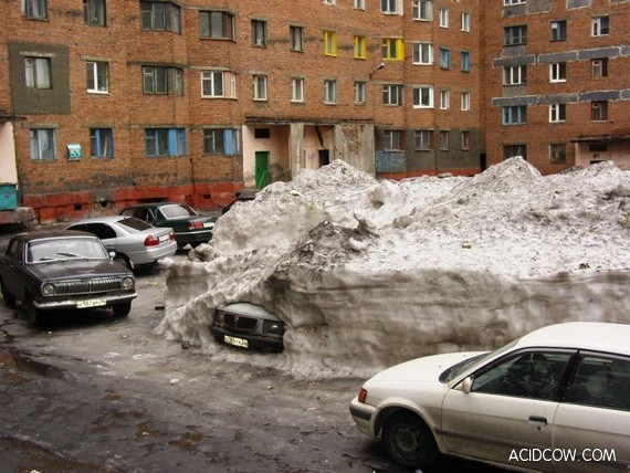 Only in Russia (25 pics)