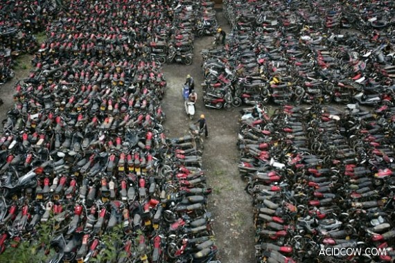 Pollution in China (11 pics)