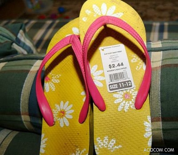 Chinese Slippers (24 pics)