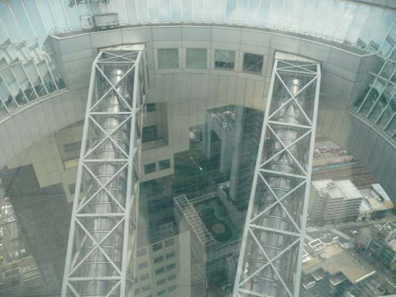 The Highest Escalator in the World (15 pics)