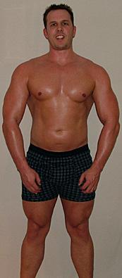 As a bodybuilder was created... (52 mini-pics)