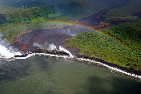 Volcanic Eruption (6 pics)