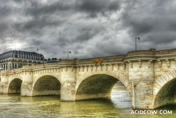 Photos of Bridges From Around the World (43 pics)