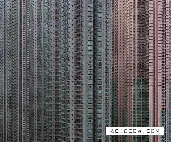 Skyscrapers in Hong Kong (45 pics)