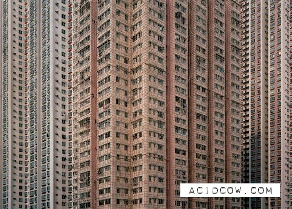 Skyscrapers in Hong Kong (45 pics)