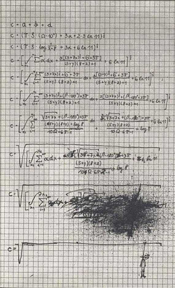 Student notebooks (9 pics)