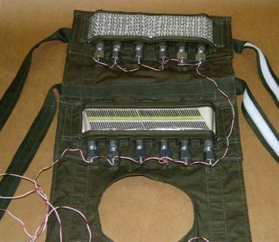 Death Machines of Suicide Bombers (10 pics)