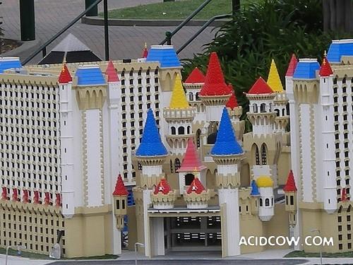 Las Vegas from LEGO (26 pics)