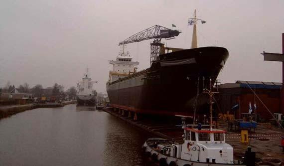 Ship Launch (10 pics)