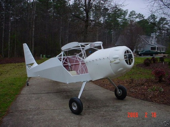 Home-made aircraft (22 pics)