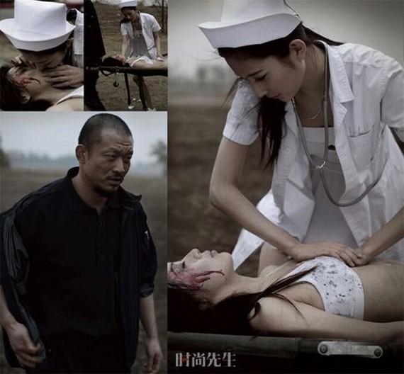 Chinese Women Football. Full version (17 pics)