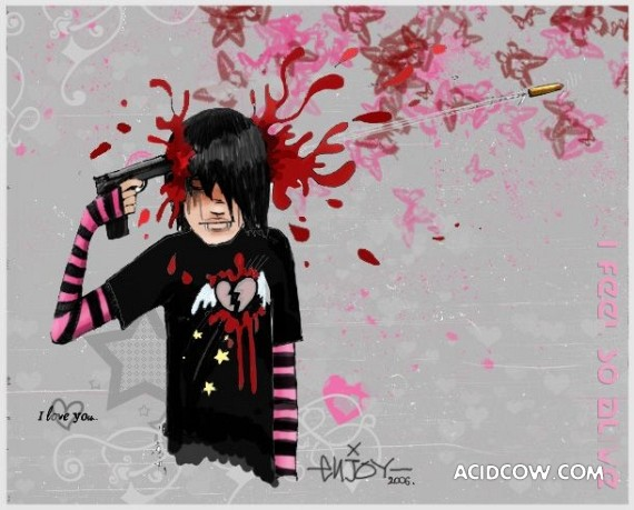 Emo World (106 photos)