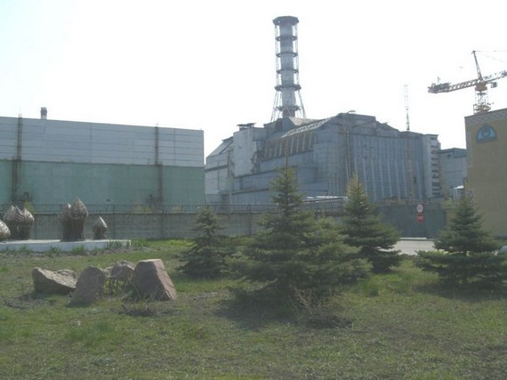 Chernobyl Nuclear Power Plant Explosion...