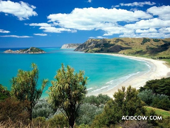 New Zealand - Heaven on  earth (30 pics)