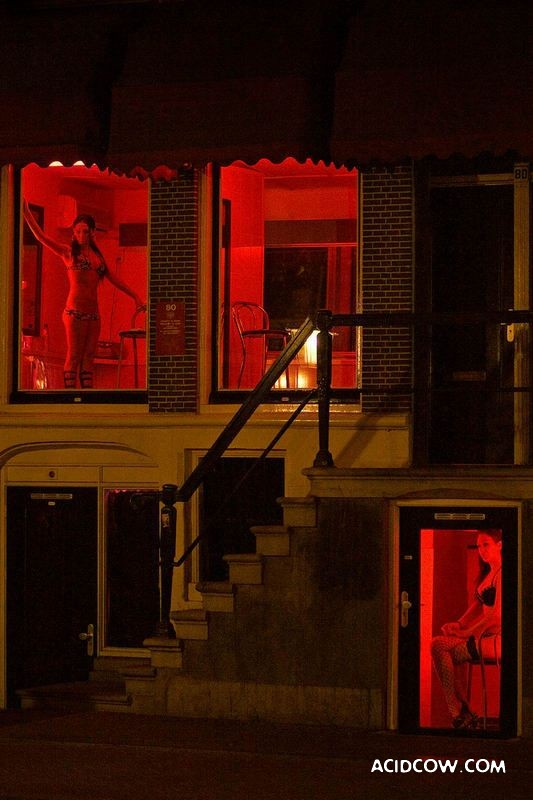 Famous Red Lights street (40 pics)